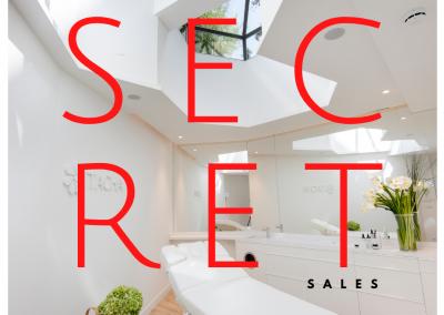 ventas secretas