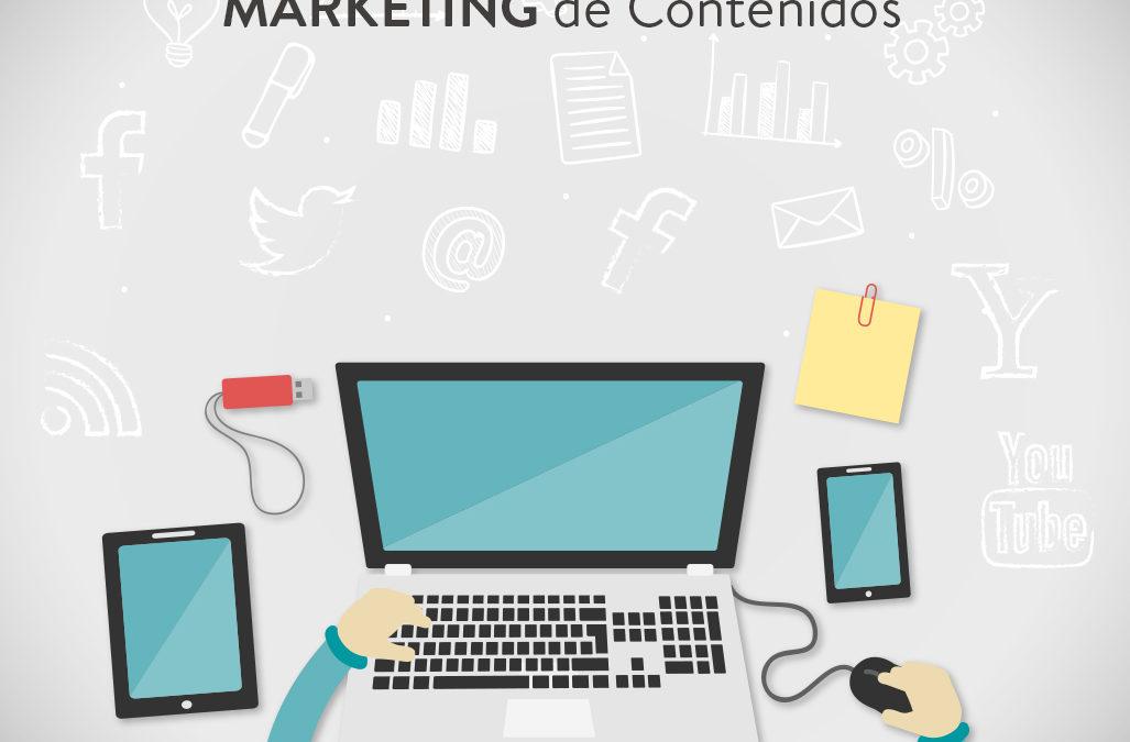 Marketing de contenidos. ¿Por qué es fundamental en tu estrategia de marca?