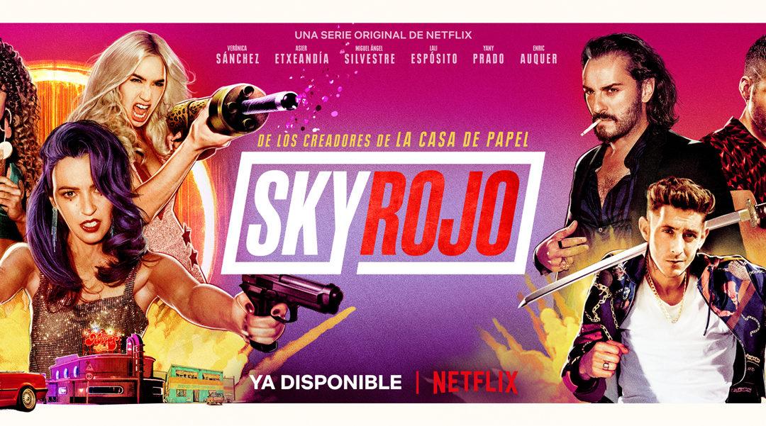 Sky Rojo, el nuevo estreno de la productora Vancouver Media