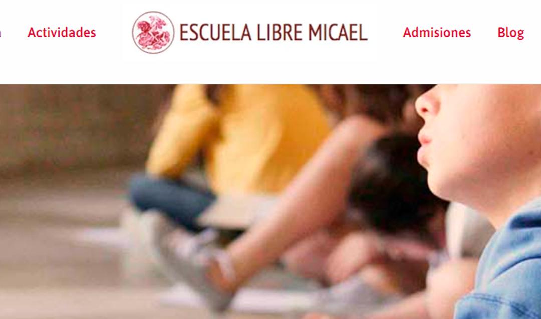 Empezamos a trabajar con Escuela Micael